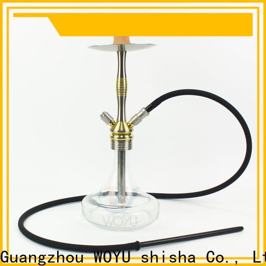 WOYU personalized aluminum shisha from China for importer