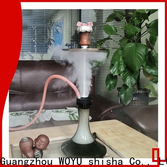 professional stainless steel shisha factory for trader