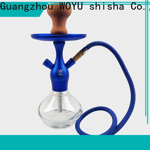 inexpensive aluminum shisha one-stop services for importer