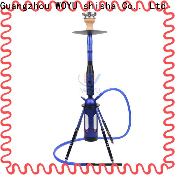 WOYU aluminum shisha from China for importer