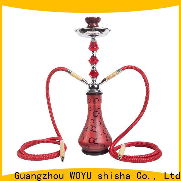WOYU iron shisha factory