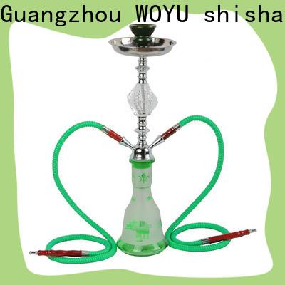 WOYU best-selling iron shisha brand