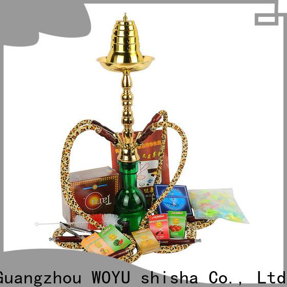 WOYU personalized iron shisha supplier