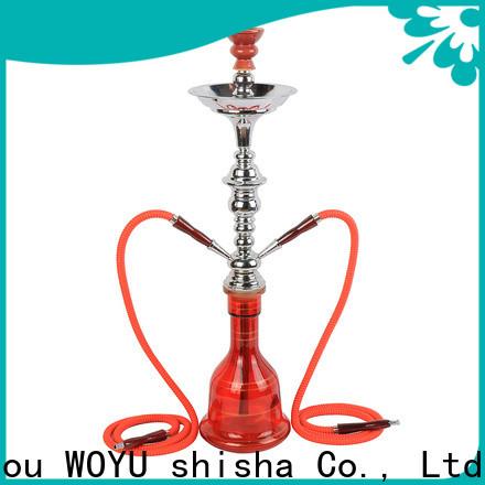 WOYU best-selling iron shisha trader