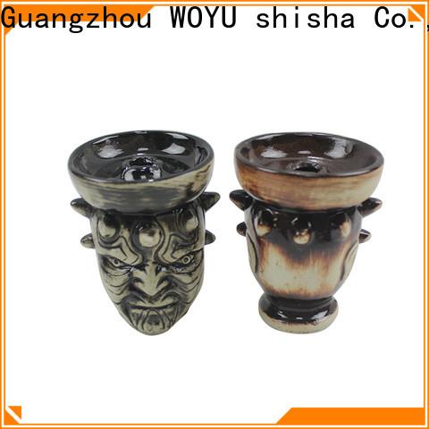 WOYU durable electronic hookah bowl kaufen for market