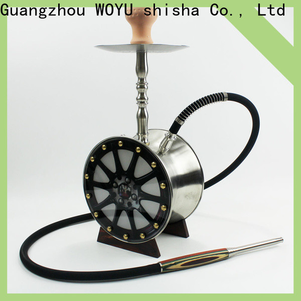 WOYU inexpensive stainless steel shisha manufacturer for importer