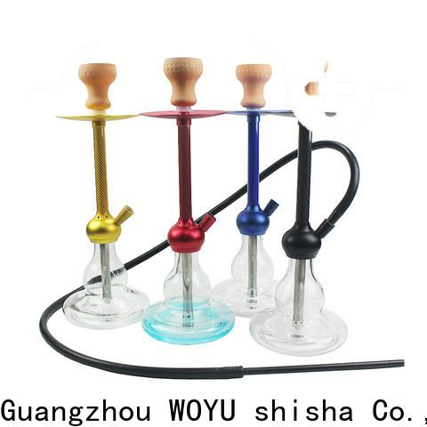 WOYU aluminum shisha from China for b2b