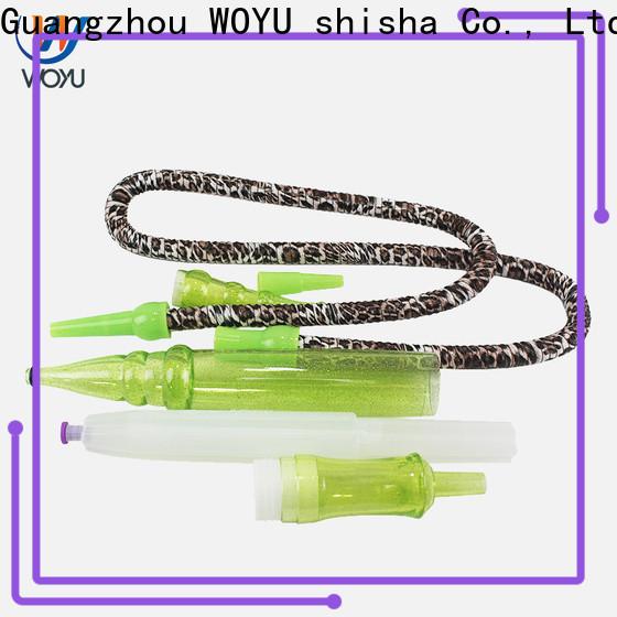 WOYU shisha hose fast shipping for business