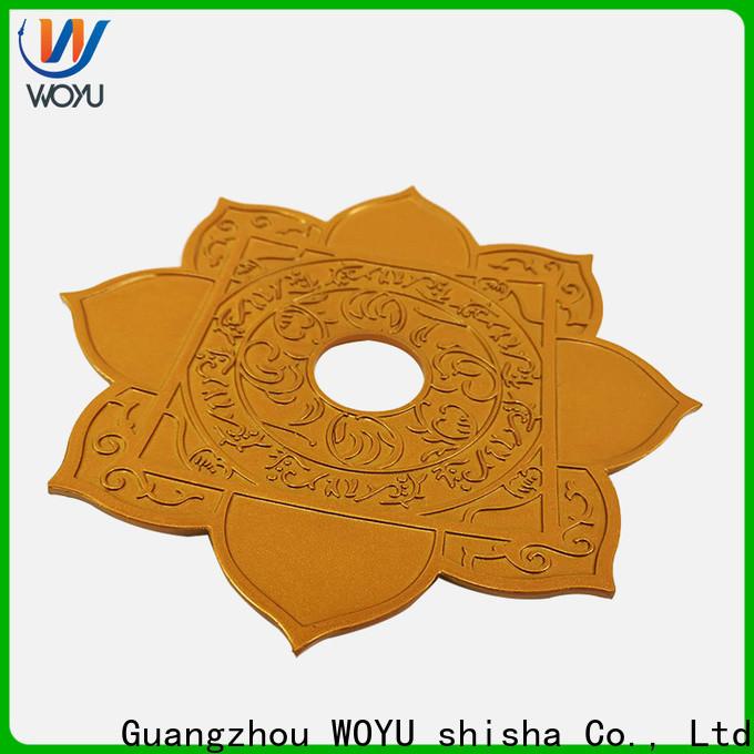 high standard shisha plate factory for b2b