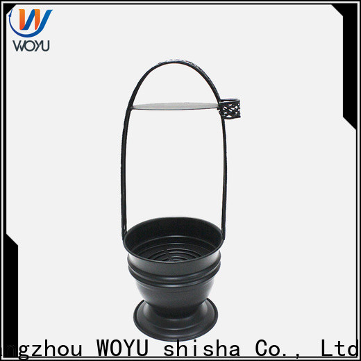 WOYU cheap charcoal basket quick transaction for trader
