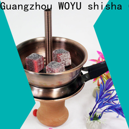 WOYU charcoal holder factory for market