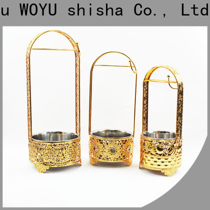 WOYU charcoal basket quick transaction for business