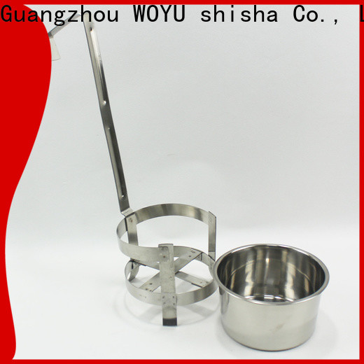 WOYU cheap charcoal basket supplier for trader