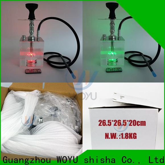 WOYU hokkah wholesale for b2b