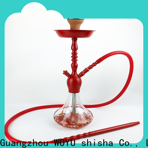 personalized zinc alloy shisha supplier for importer