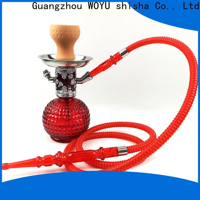 WOYU best-selling zinc alloy shisha supplier for b2b