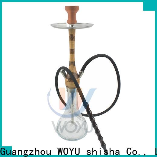 WOYU personalized wooden shisha customization for b2b