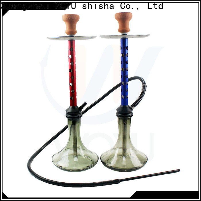 hot new releases aluminum shisha from China for business