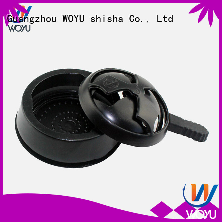 WOYU charcoal holder manufacturer for importer