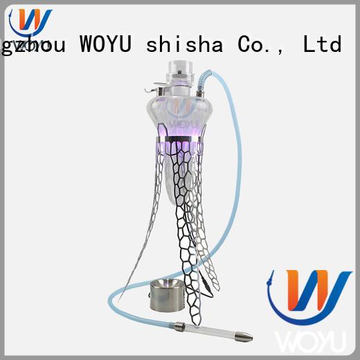 fashion stainless steel shisha supplier for smoker
