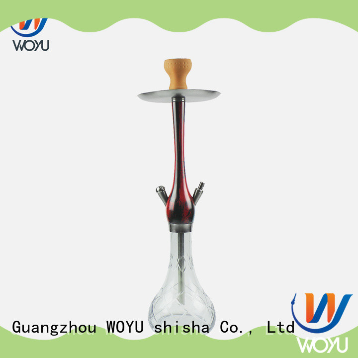 fashion wooden shisha manufacturer for pastime