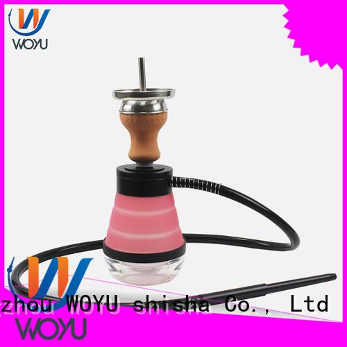 custom silicone shisha factory for smoker