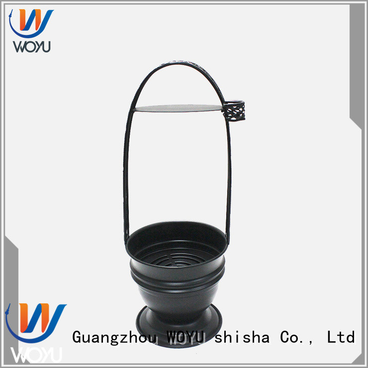 WOYU charcoal basket factory for wholesale
