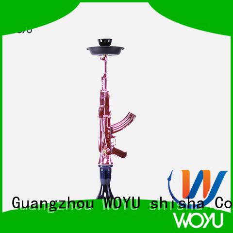 WOYU resin shisha manufacturer for smoking