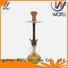 WOYU new wooden shisha factory for smoking