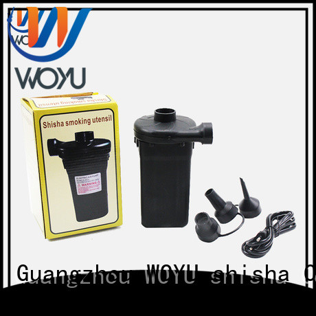 WOYU electric charcoal burner factory for smoker