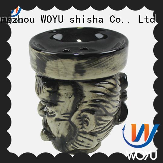 WOYU fashion shisha bowl supplier for importer