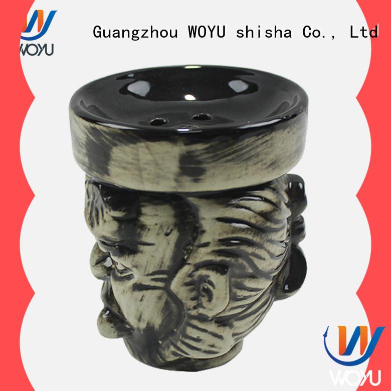 WOYU shisha bowl manufacturer for importer
