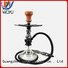 WOYU custom aluminum shisha supplier for smoking