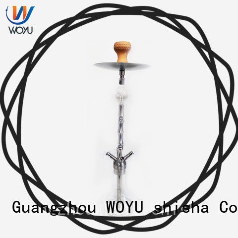 personalized stainless steel shisha factory for smoker