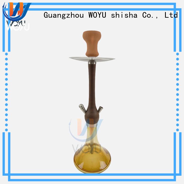 custom wooden shisha factory for smoking