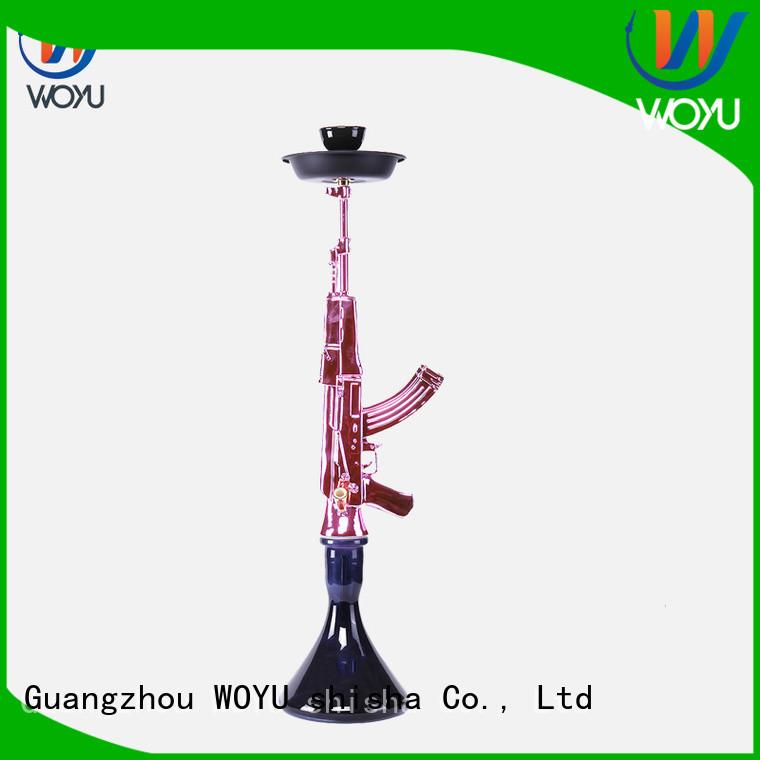 custom resin shisha manufacturer for smoker