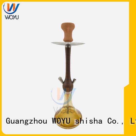 WOYU 100% quality wooden shisha quick transaction for lounge