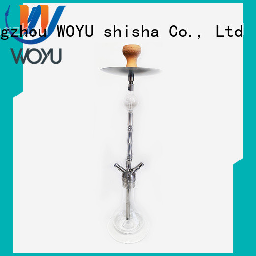 fashion stainless steel shisha manufacturer for smoker