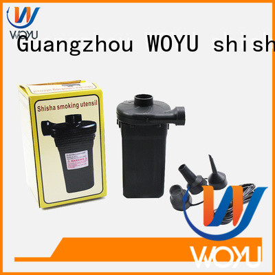 WOYU electric charcoal burner factory for sale