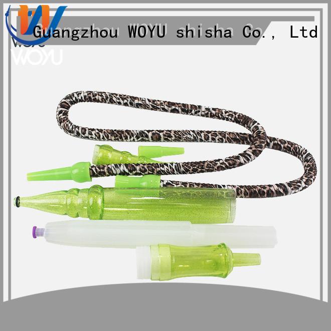 WOYU fashion shisha hose factory for wholesale