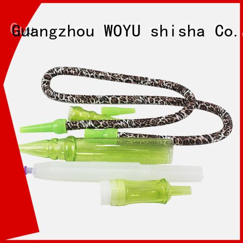 WOYU shisha hose fast shipping