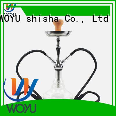 new zinc alloy shisha manufacturer for smoker
