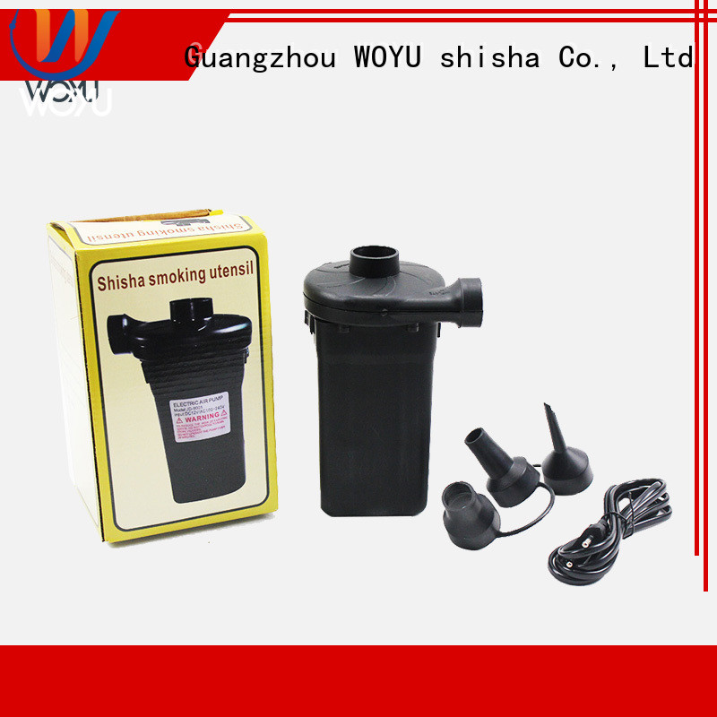 WOYU new electric charcoal burner manufacturer for wholesale