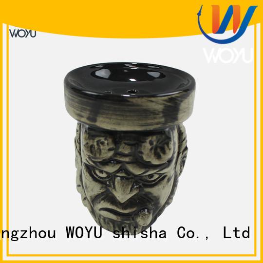 WOYU hookah bowl manufacturer for smoker