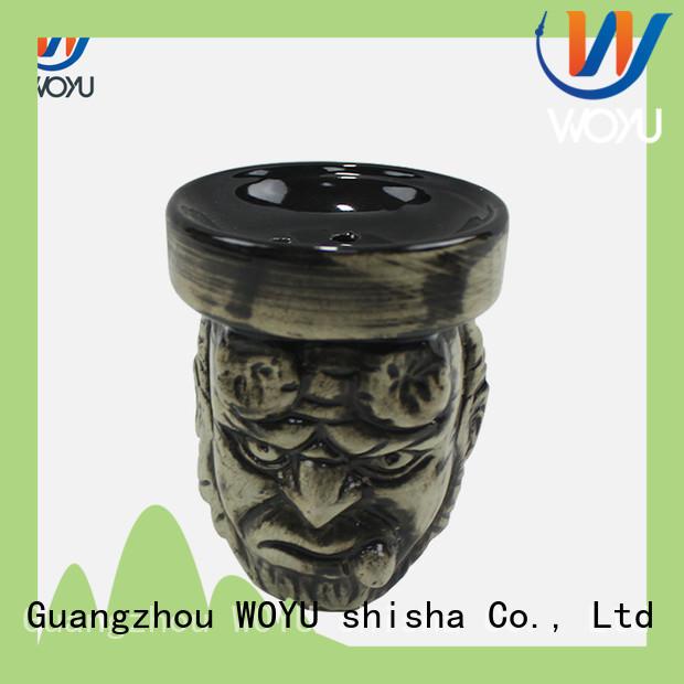 WOYU electronic hookah bowl factory for importer