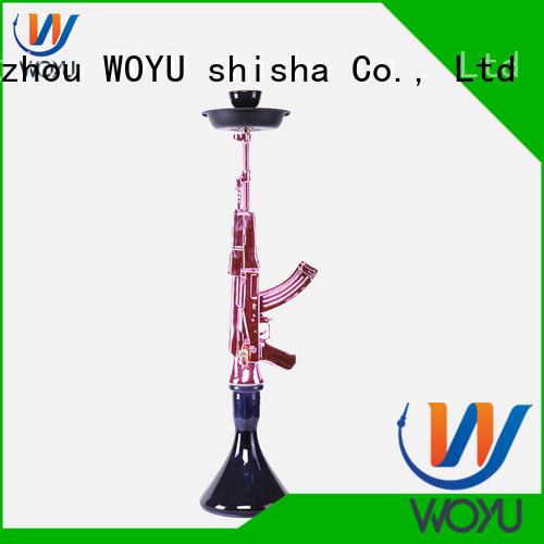WOYU resin shisha supplier for smoker