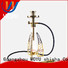 WOYU stainless steel shisha supplier for pastime