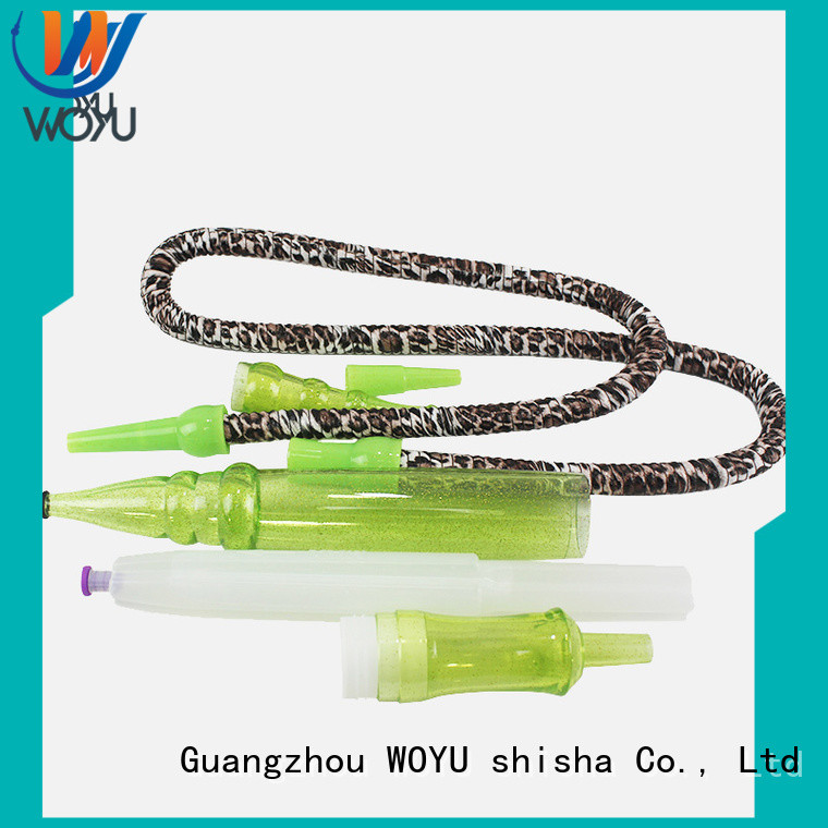 WOYU hooka pipe factory for importer