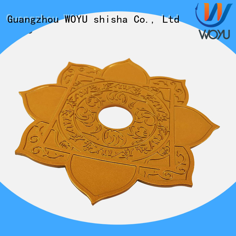 fashion shisha plate factory for wholesale