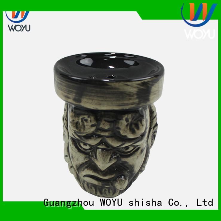 WOYU electronic hookah bowl manufacturer for wholesale